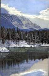 Ak Grainau im Kreis Garmisch Partenkirchen, Nenke und Ostermaier 160 2900,Winter