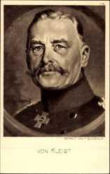 Künstler Ak Quidenus, Fritz, General Friedrich von Kleist