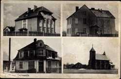 Ak Czyżowice Czirsowitz Gorschütz Gorzyce Schlesien,Wilhelm Zajonc Kolonialwaren