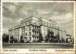 Ak Bielsko Biała Bielitz Oberschlesien, Landesschützen Kaserne