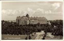 Postcard Lund Schweden, Folkskollärareseminariet, Volksschule