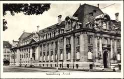 Postcard Düdelingen Luxemburg, Arbed, Aciéries Réunies de Burbach Eich Dudelange