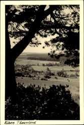 Postcard Elben im Sauerland, Blick ins Tal, Naturidylle