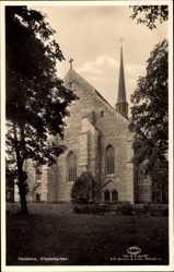 Postcard Vadstena Schweden, Klosterkyrkan, Klosterkirche