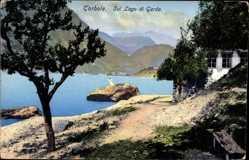 Ak Nago Torbole Lago di Garda Südtirol, Sul Lago di Garda, Gardasee, Berge