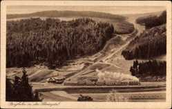 Postcard Lichtenhain Oberweißbach im Weißbachtal Thüringen,Bergbahn Obstfelderschmiede