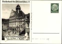 Ganzsachen Ak Kassel Hessen, Briefmarkenausstellung, PP 127 C 53 02