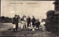 Postcard Apeldoorn Gelderland Niederlande, Kamp, Wateronderzoek, Wasserforschung