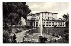 Postcard Hamburg Harburg, Hotel Restaurant Lindtner, Eppendorfer Str., Heimfelder Str.