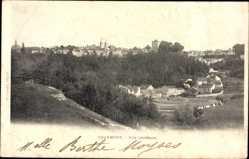 Postcard Chaumont Haute Marne, Vue générale, Gesamtansicht der Stadt
