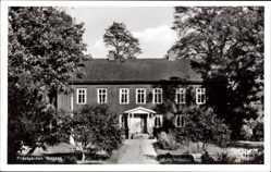 Postcard Vänsersborg Schweden, Prästgarden, Bolstad, Villa