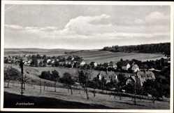 Postcard Diekholzen in Niedersachsen, Gesamtansicht aus der Ferne