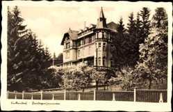 Postcard Lückendorf Oybin in Sachsen, Ansicht vom Predigerseminar