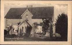 Postcard Colebrooke South West, Rectory, Rektorium, Gebäude
