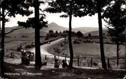 Postcard Nürburgring Adenau im Kreis Ahrweiler Rheinland Pfalz, Am Metzgesfeld
