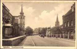 Postcard Opladen Leverkusen in Nordrhein Westfalen, Rennbaumstraße