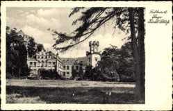 Postcard Sayn Bendorf in Rheinland Pfalz, Blick auf das Fürstliche Schloss