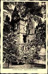 Postcard Hirsau Calw im Nordschwarzwald, Kloster, Jagdschloss mit Ulme