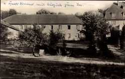 Postcard Diensdorf Scharmützelsee, DFGB Erholungsheim Franz Kirsch