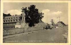 Postcard Echternacherbrück Sauer Rheinland Pfalz, Vallée de La Sure