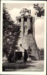 Postcard Tecklenburg in Nordrhein Westfalen, Teutoburger Wald, Bismarckturm