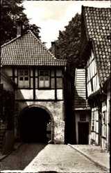 Postcard Tecklenburg in Nordrhein Westfalen, Legge, Stadttor