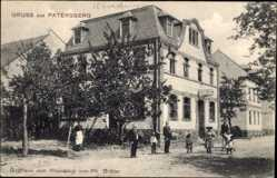 Postcard Patersberg Rhein Lahn Kreis, Gasthaus zuM Rheinblick, Ph. Bröder