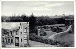 Postcard Tondorf Nettersheim Eifel, Armuthstal, Gasthaus zum weißen Ross