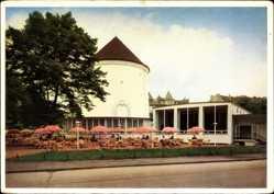 Postcard Hamburg Mitte, ZOB, Zentral Omnibus Bahnhof, Bahnhofs Gaststätte