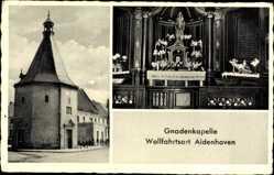Postcard Aldenhoven Nordrhein Westfalen, Gnadenkapelle, Wallfahrtsort