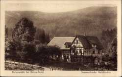 Postcard Brilon Wald Brilon im Hochsauerlandkreis, Blick auf die Pulvermühle