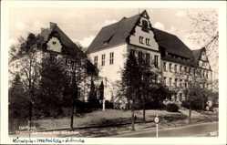 Postcard Herford in Nordrhein Westfalen, Staatliche Oberschule für Mädchen