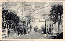 Postcard Weidenau Siegen in Nordrhein Westfalen, Blick in die Wilhelmstraße