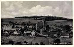 Postcard Holpe Morsbach im Oberbergischen Kreis, Totalansicht der Ortschaft