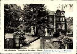 Postcard Detmold in Nordrhein Westfalen, Haus Altenbuchen, Recklinghauser Mütterheim