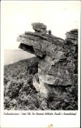 Postcard Eschershausen in Niedersachsen, Vom Ith, Heimat Wilhelm Raabes, Kamelskopf