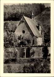 Foto Ak Creglingen an der Tauber, Blick auf die Herrgottskirche