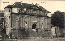 Postcard Breisach am Oberrhein Kreis Breisgau Hochschwarzwald, Rheintor