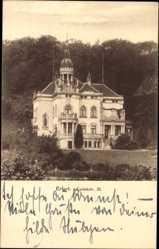 Postcard Erfurt in Thüringen, Ansicht einer Villa in der Cyriakstraße 25