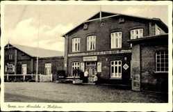 Postcard Alveslohe Schleswig Holstein, Holsteinischer Hof, Bes. Wilh. Lepthien