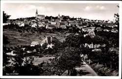 Postcard Baumholder im Kreis Birkenfeld, Panorama vom Ort