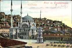 Postcard Konstantinopel Istanbul Türkei, Vue de Tophane, Moschee, Minarette