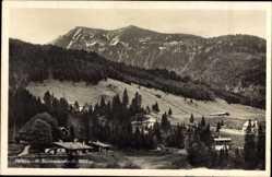 Postcard Valepp Schliersee im Kreis Miesbach Oberbayern, Blick auf den Ort