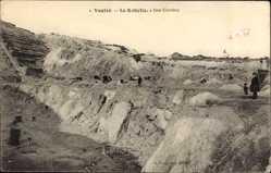 Ak Voutré Mayenne, La Kabylie, Une Carrière, Steinbruch