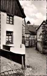 Postcard Steele Essen im Ruhrgebiet Nordrhein Westfalen, Röpergraben