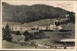 Ak Madonna di Campiglio Südtirol, Ortschaft, Totalansicht
