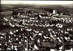 Postcard Hüttental Geisweid Siegen in Nordrhein Westfalen, Blick über die Dächer