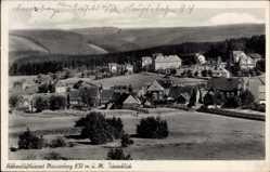 Postcard Masserberg im Thüringer Schiefergebirge, Blick vom Turm