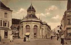Postcard Liège Lüttich Wallonien, Le Pouhon Pierre le Grand