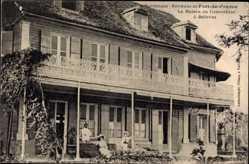 Ak Bellevue Fort de France environs Martinique, Maison du Gouverneur
